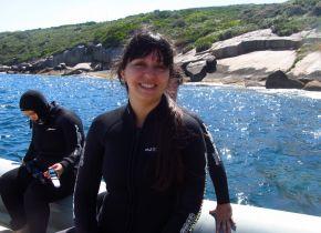 Pamela Muñoz - PhD student
